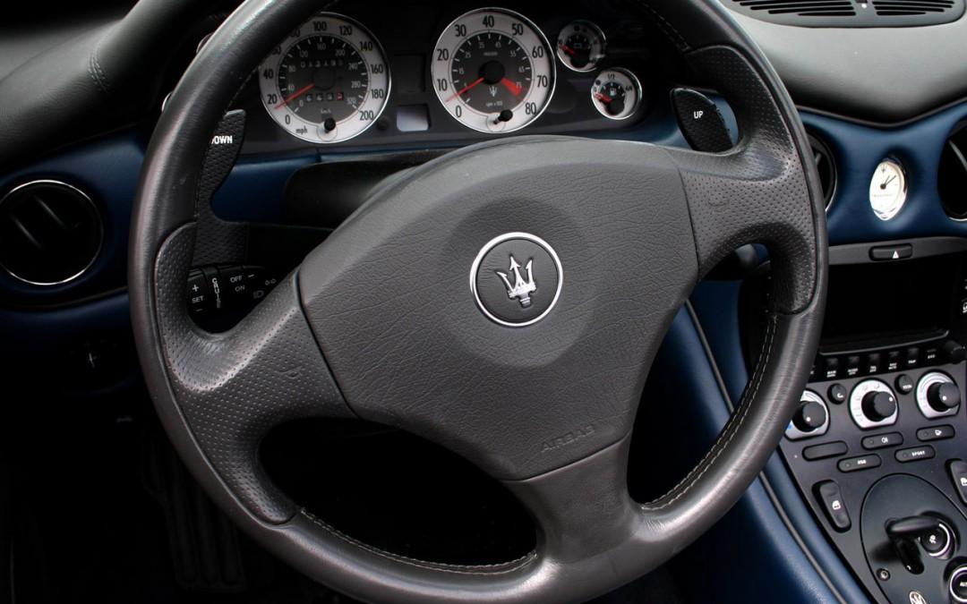 Maserati Cambiocorsa is Driver Focused