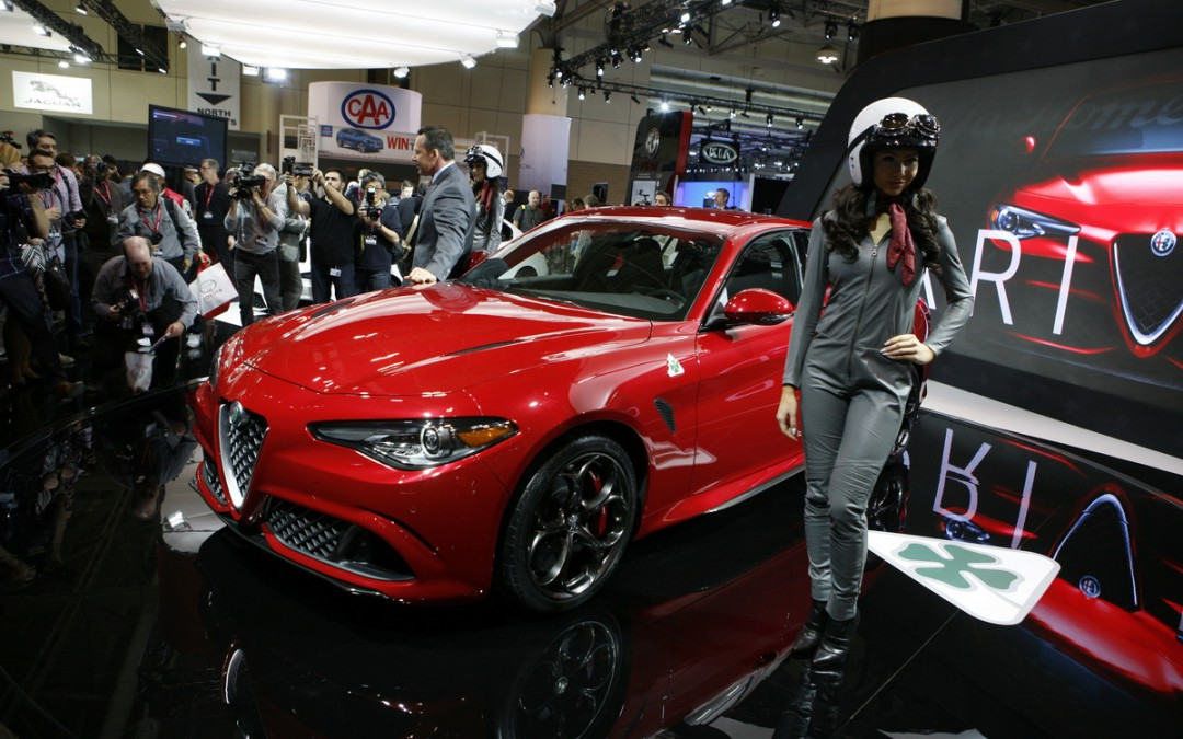 Canadian International Auto Show 2016, Toronto