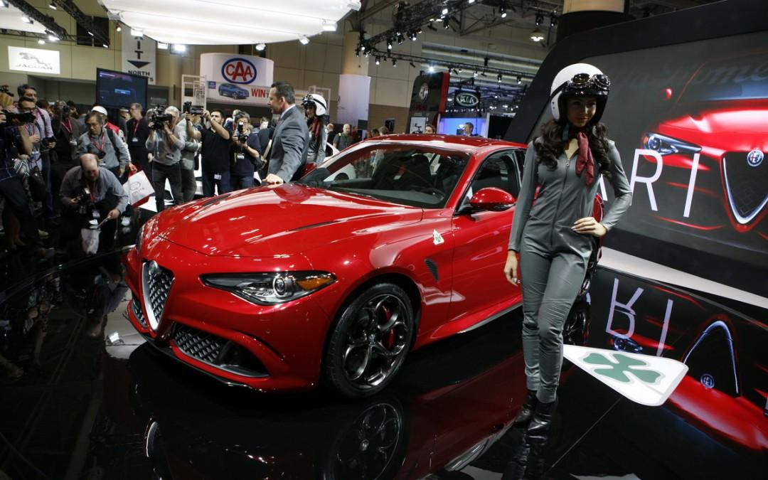 Canadian International Auto Show 2016, Toronto
