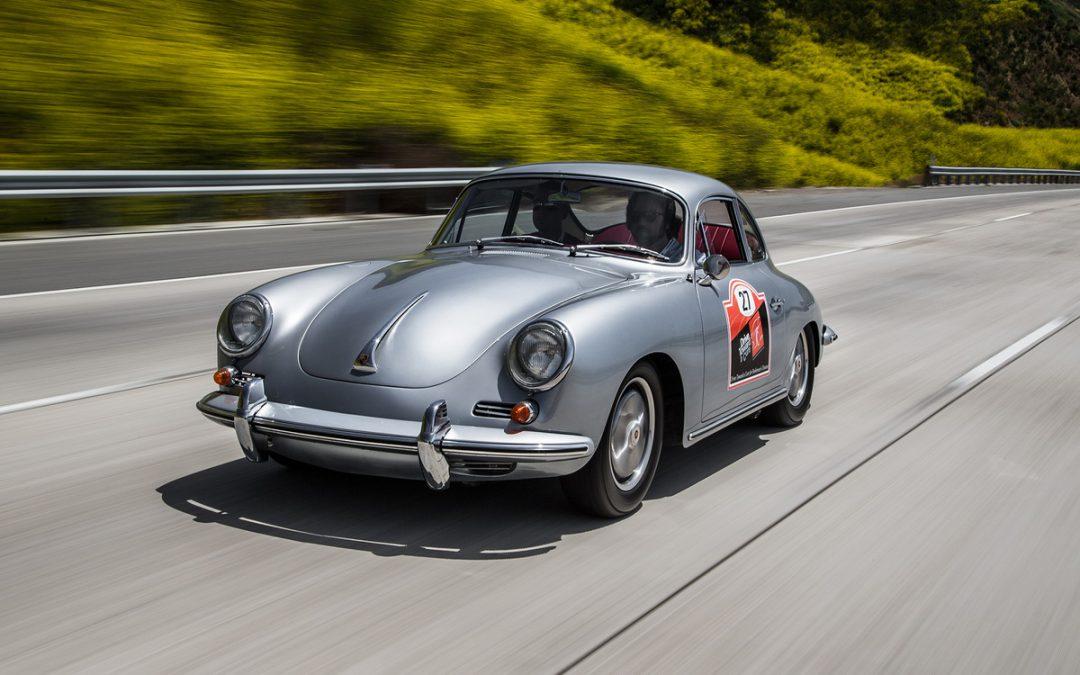 Classic Drive: 1964 Porsche 356 C